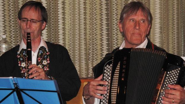 Kapelle Edy Wallimann-Clemens Gerig mit «Weisch wer gwinnd?»
