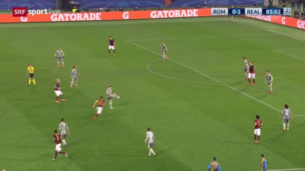 Video «Jeses Lauf übers halbe Feld führt zum 2:0» abspielen