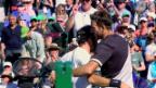 Video «Warum Federers Serie in Indian Wells riss» abspielen