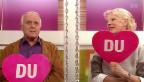 Video ««Ich oder Du»: Birgit Steinegger und Walter Andreas Müller» abspielen