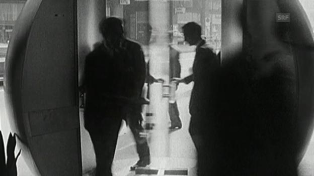 Video «Silberkugel (Freitagsmagazin, 26.10.1962)» abspielen