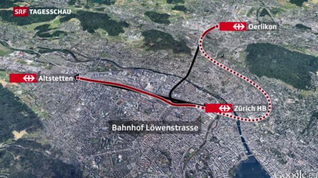 Video «Fahrplanwechsel bei der SBB» abspielen