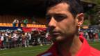 Video «Interview mit Blerim Dzemaili» abspielen