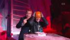 Video ««Eisklettern» mit Sonja Nef» abspielen