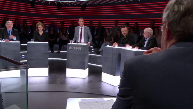 Video ««Arena»: Tod im Mittelmeer» abspielen