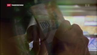 Video «Hinweise auf Geldwäscherei gestiegen» abspielen