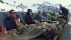 Video «Niks Rubrik: Tschuggen-Hütte» abspielen