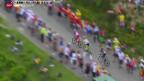 Video «Rad: 17. Etappe der Tour de France» abspielen