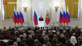 Video «Anschluss der Krim an Russland quasi besiegelt» abspielen