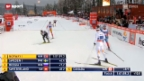 Video «Langlauf: Weltcup in Gällivare» abspielen