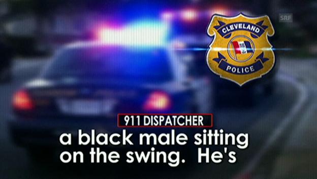 Video «Polizist aus Cleveland» abspielen