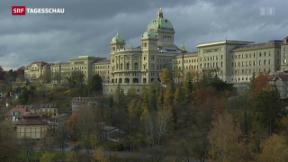 Video «Mit dem Rotstift durchs Bundesbudget» abspielen