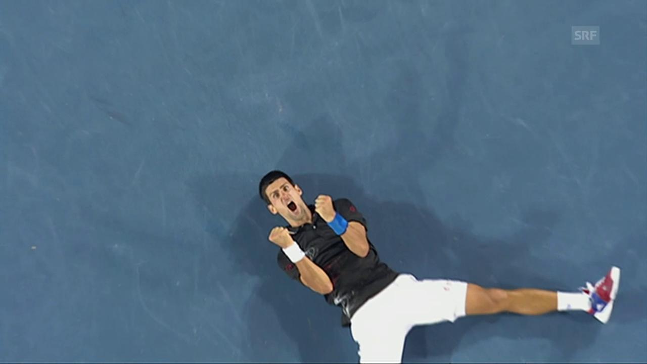 Australian Open 2012: Der längste Grand-Slam-Final aller Zeiten