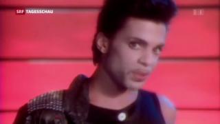 Video «Musiker Prince ist tot» abspielen
