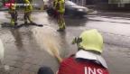 Video «Unwetter in der Schweiz» abspielen