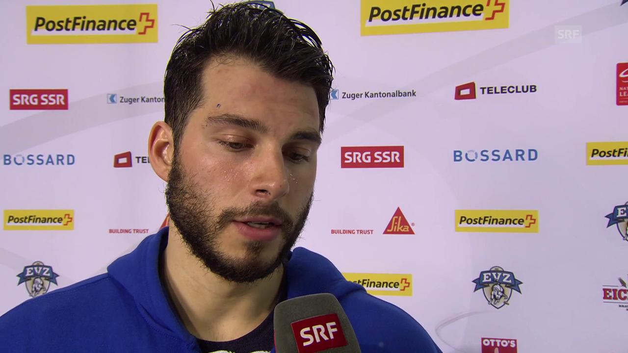 Jörg: «In der Overtime hatten wir eigentlich mehr vom Spiel»