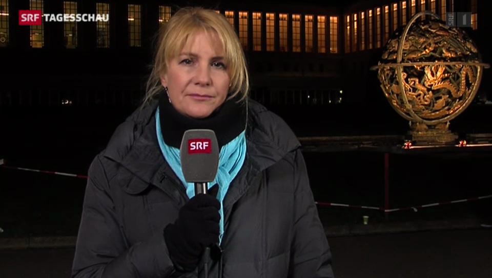 Einschätzung von SRF-Korrespondentin Alexandra Gubser