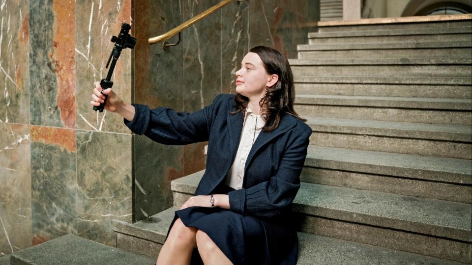 «Ich bin Sophie Scholl» – ein Gespräch mit Hannes Burkhardt