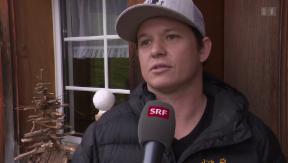 Video «Urs Inauen: Der Stuntman, der Leo sicherte» abspielen