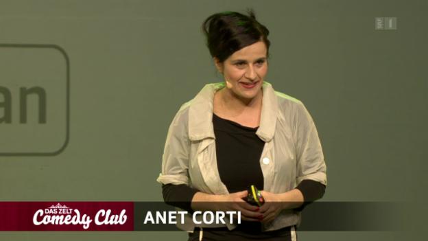 Video ««Das Zelt – Comedy Club 2016» (Whg)» abspielen