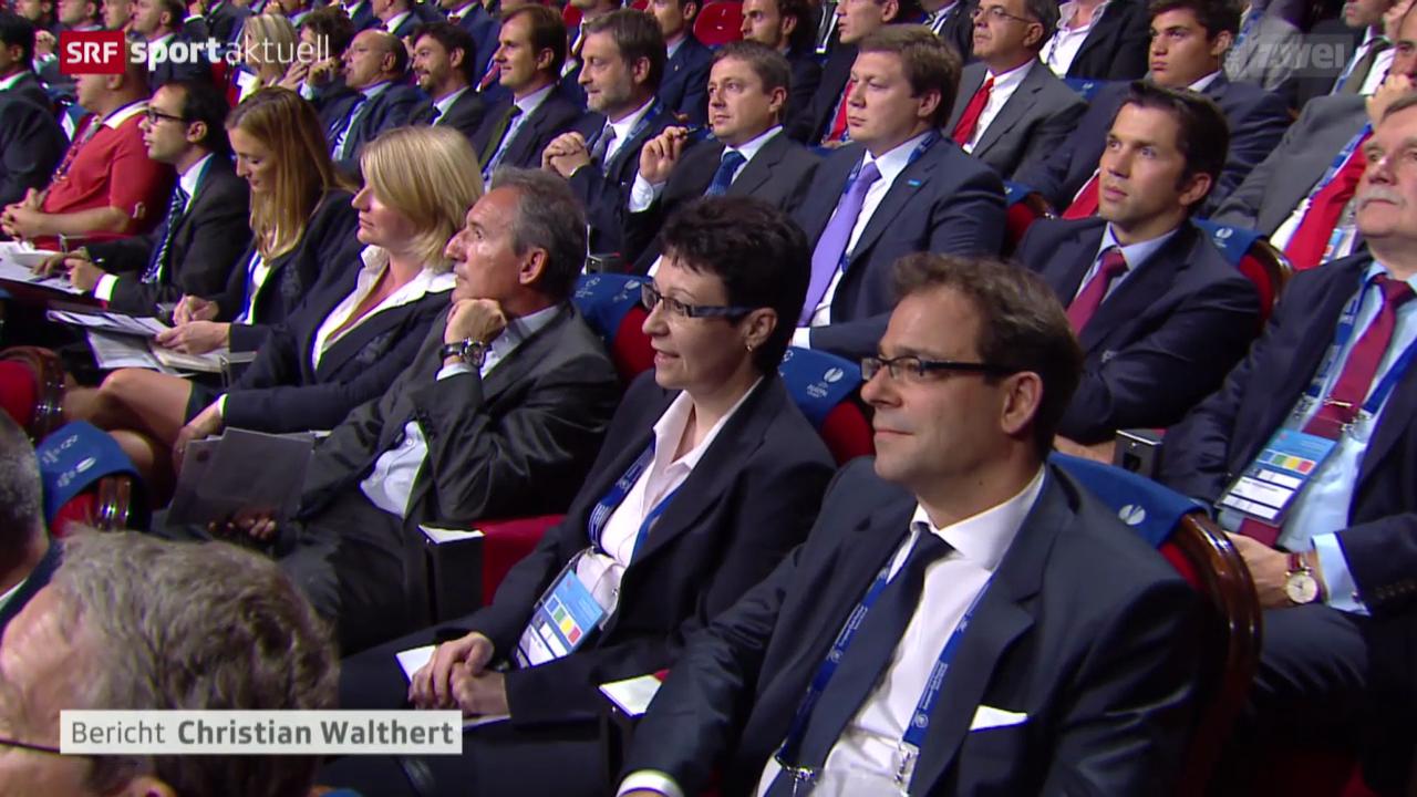 Fussball: Auslosung Champions League