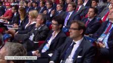 Video «Fussball: Auslosung Champions League» abspielen