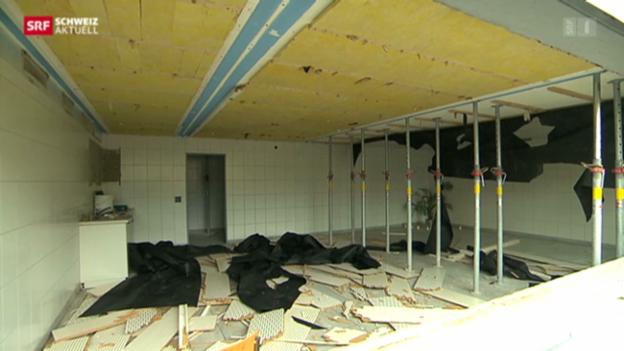 Video «Tatort abgerissen» abspielen