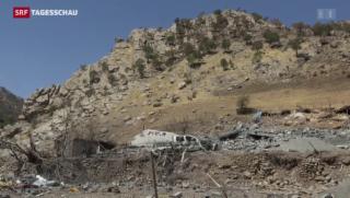 Video «Konflikt mit Kurden auch im Nordirak» abspielen