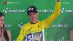 Video «Rad: Tour de Romandie, 5. Etappe» abspielen