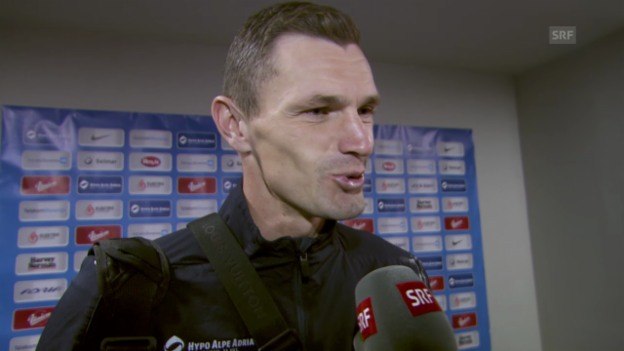 Video «Interview mit Stürmer Milivoje Novakovic» abspielen