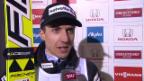 Video «Skispringen: Vierschanzentournee in Oberstdorf» abspielen