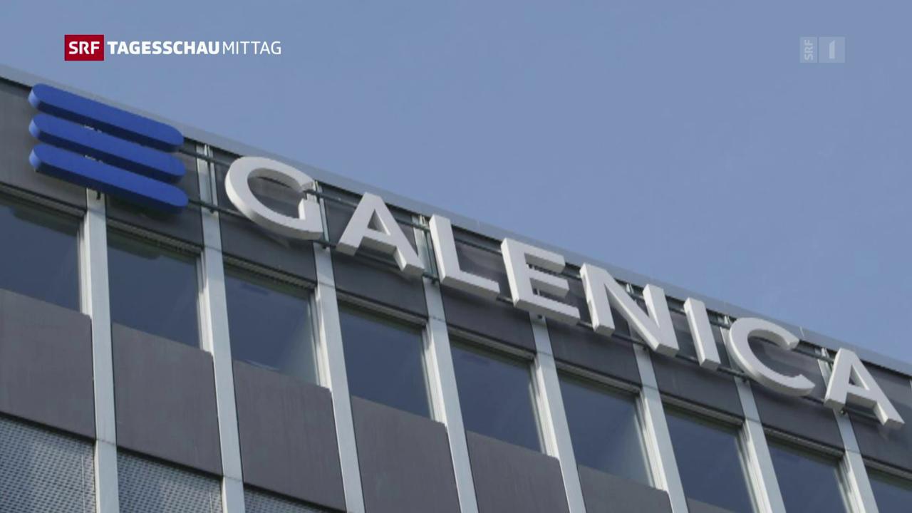 Positive Zahlen für Vifor und Galenica