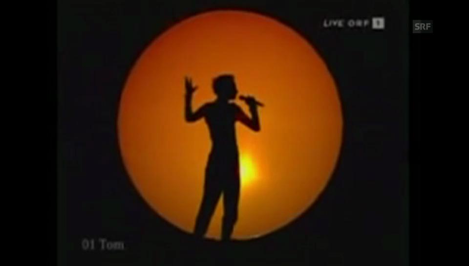 Tom Neuwirth bei «Starmania» von ORF
