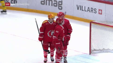 Lausanne stoppt Niederlagen-Serie