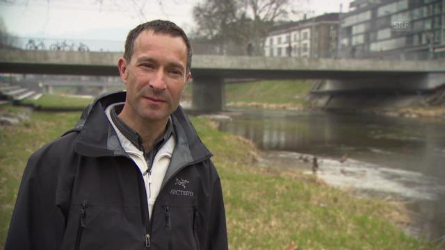 """Matthias Opatka im Interview """"Zürich hat ein Hochwasserproblem"""""""