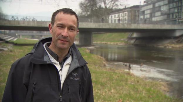 """Video «Matthias Opatka im Interview """"Zürich hat ein Hochwasserproblem""""» abspielen"""