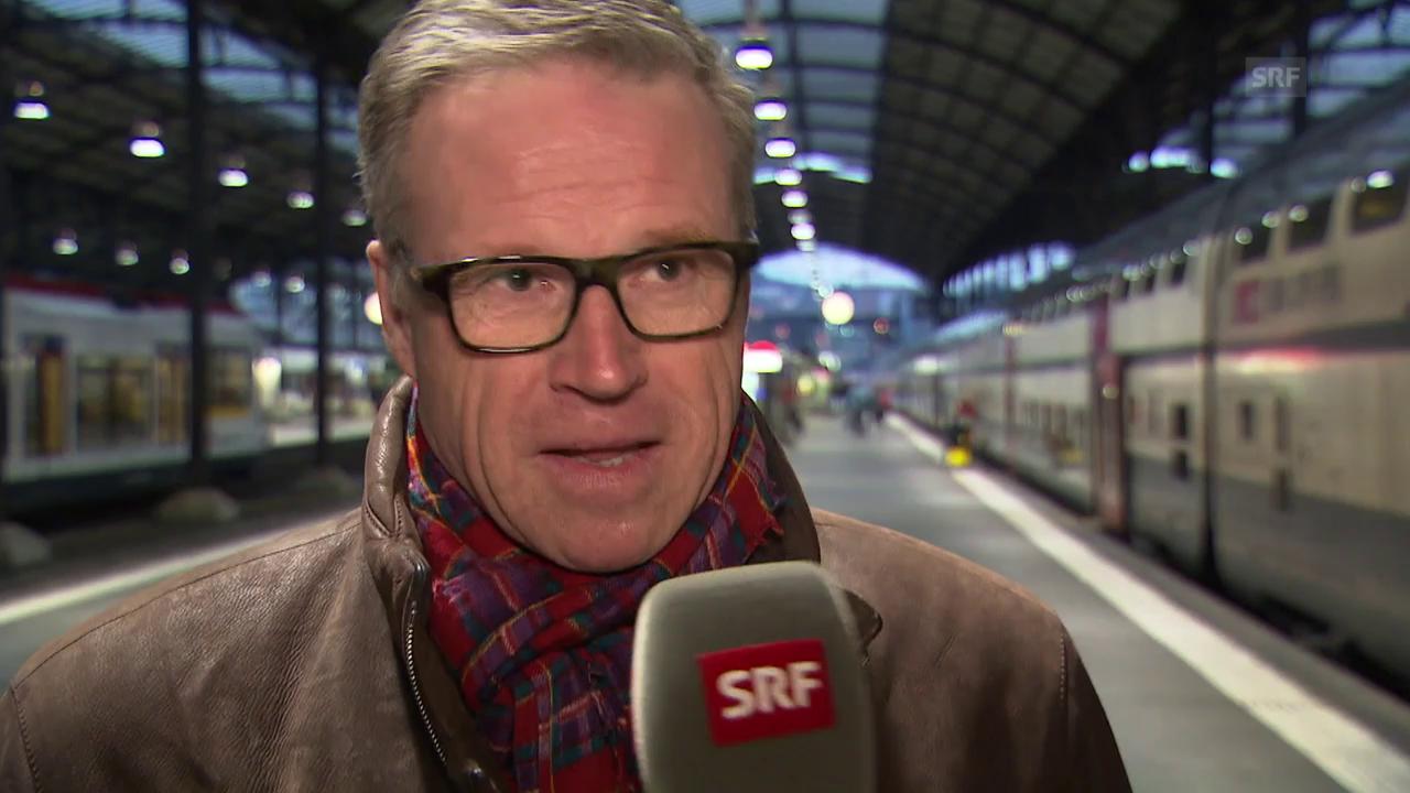 SBB-CEO Meyer zur Personalrochade