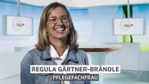 Video «Regula Gärtner-Brändle, für «Hallo SRF!» bei Puls» abspielen