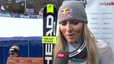 Video «Interview Lindsey Vonn» abspielen
