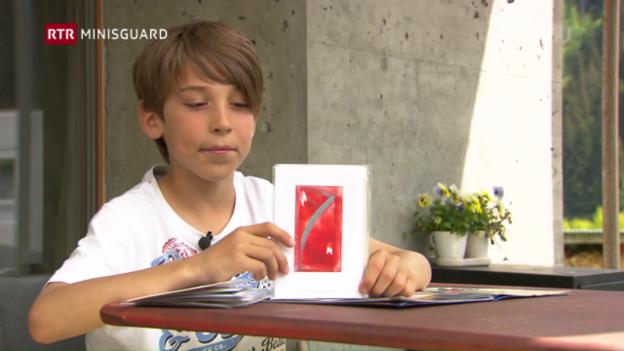 Laschar ir video «Minisguard dals 28-05-2016»