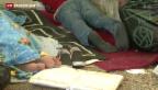 Video «Kein Camping mehr für Flüchtlinge in Renens» abspielen