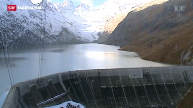 Video «Benachteiligung für Schweizer Wasserkraft?» abspielen