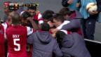 Video «Fussball: Das «Best of» der späteren EL-Partien» abspielen