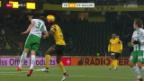 Video «Fussball: YB-St. Gallen» abspielen
