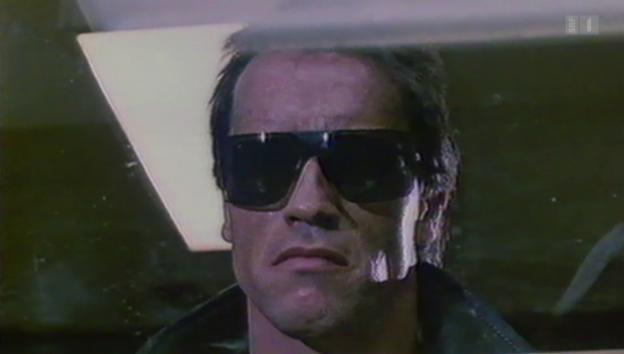 Video «Eill Bii Bäck: Arnold Schwarzenegger hält Wort» abspielen