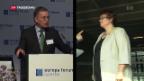 Video ««Der Euro als Herausforderung»» abspielen
