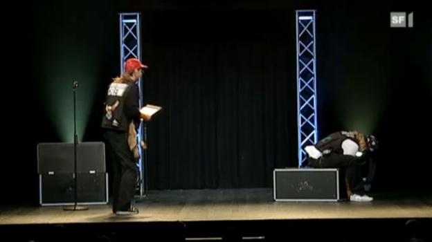 Video «Küde und Gian-Franco» abspielen