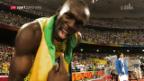 Video «Leichtathletik: Abschied von Usain Bolt» abspielen