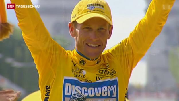 Video «Dopingbericht: Vorwürfe gegen Radsportverband UCI» abspielen