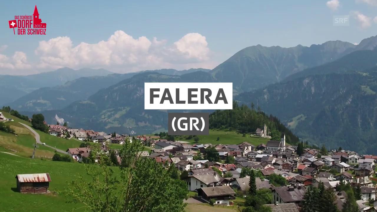 Dorfporträt: Falera (GR)